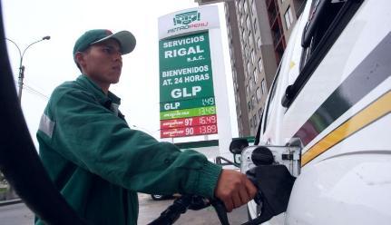 Opecu: El 85% de grifos no bajan precios de gasoholes