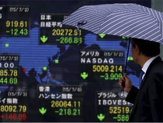 China: Bolsa de Shanghái sufrió su mayor caída desde febrero de 2007