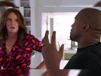 Caitlyn Jenner: Así fue su primer encuentro con Kanye West
