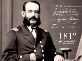 Miguel Grau Seminario: la gran familia del almirante