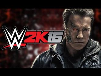 YouTube: Se confirma que Terminator será parte de WWE 2K16