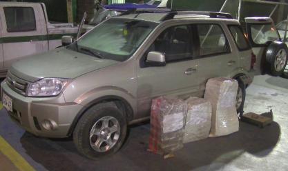 Pisco: incautan 44 kilos de cocaína y detienen a dos personas