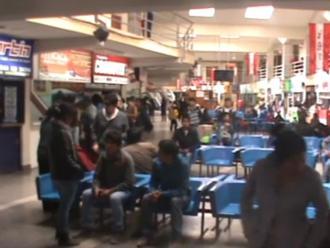Huancayo: salida de buses interprovinciales se duplican por feriado largo
