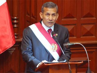 Humala: La meta es entregar 250 mil viviendas al 2016