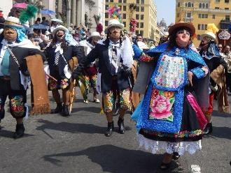 Concurso de Tunantada por Fiestas Patrias
