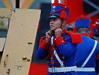 En imágenes: Así se vivió el 28 de Julio en Plaza de Armas