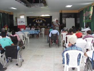 Más de cuatro mil peruanos con discapacidad severa cobrarán pensión