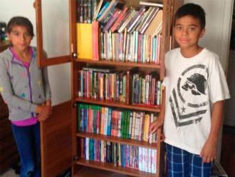 Facebook: niño pidió libros y así le respondieron
