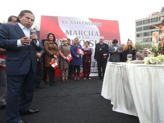 Perú Posible asegura que Toledo sigue siendo el