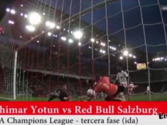 Yoshimar Yotun realizó impresionante salvada en derrota de Malmö FF
