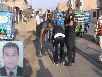 Chincha: desconocidos asesinan a dos personas fuera de una cantina