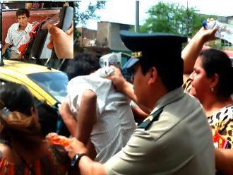 Otuzco: detienen a sujeto que intentó violar a joven en hostal