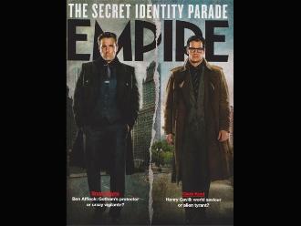 Batman v Superman: nueva foto de Bruce Wayne y Clark Kent