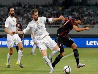 Real Madrid flamante campeón de la International Champions Cup 2015