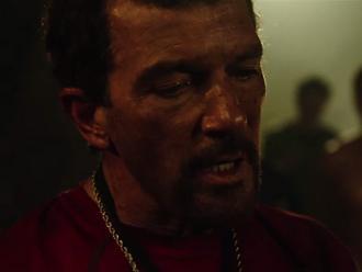 Antonio Banderas: Mira el tráiler de la cinta The 33