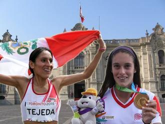 Panamericanos 2015: Medallistas recibirán reconocimiento en Palacio de Gobierno