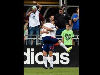 Combinado de la MLS con Kaká y Villa vence al Tottenham Spurs 2 a 1