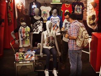 Marvel y DC Comics fueron sensación en Colombiamoda 2015