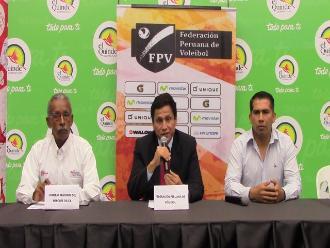 Ica será sede de partidos de preparación de selección de vóley