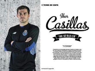 Iker Casillas reveló por qué eligió al Oporto tras marcharse del Real Madrid