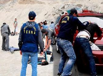 Huacho: efectivo del grupo Terna fue víctima de robo