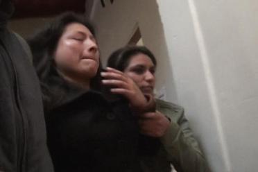 Cajamarca: detienen a extrabajadora de la municipalidad de La Asunción