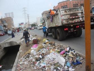 Puno: en 48 horas deberán iniciar con recojo de basura en Juliaca