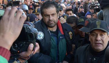 Belaunde Lossio: PJ deja sin efecto orden de prisión preventiva en su contra