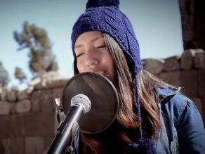 Renata Flores interpretará Fallin´ de Alicia keys en versión quechua
