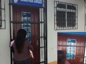 WhatsApp: reclaman falta de atención en oficinas de Reniec