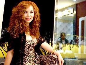 Janet Barboza criticó a familia de Angie Arizaga