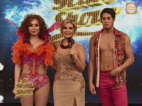El gran show: Janet Barboza fue eliminada de la gran final