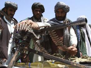 Mansur llama a los talibanes a la unidad en su primer mensaje
