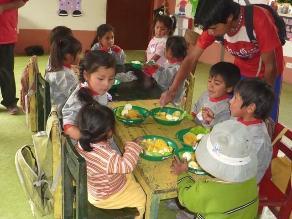Presentan plan contra la desnutrición crónica infantil en Tumbes