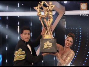 El gran show: ¡Melissa Loza es ganadora de la temporada!