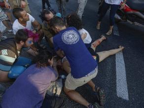 Jerusalén: muere adolescente apuñalada en marcha del orgullo gay