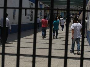 Callao: 70 % de presos por robo o estafa tiene entre 20 y 29 años