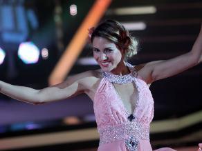 El Gran Show: María Grazia Gamarra prodigó dulzura en la final