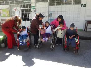 Arequipa: 1300 ciudadanos sufren de discapacidad severa