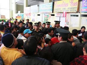Huancayo: usuarios indignados por alza de precios de pasajes