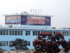 Trujillo: personal del sector Salud acatará paro de 72 horas