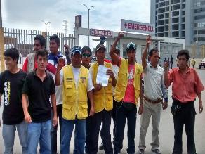 Chiclayo: piden más seguridad en puntos críticos tras asesinato de taxista