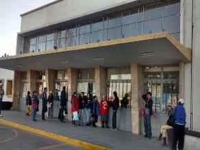 Arequipa: hospital Honorio Delgado está desabastecido de oxígeno