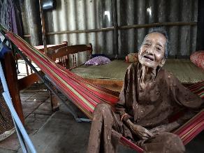 Comida sana y dulces, los secretos de la mujer más longeva del mundo