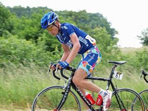 Daniel Westmattelmann: Ciclista sufrió aterradoras heridas en las nalgas