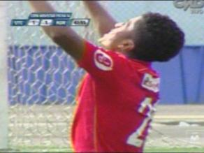 Juan Aurich: Alvaro Medrano anotó un golazo de 30 metros ante UTC