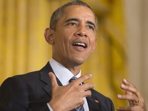 Barack Obama: El cambio climático es la mayor amenaza para el futuro