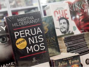 FIL Lima 2015: Estos fueron los libros más vendidos