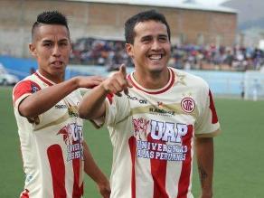 UTC igualó 2-2 con Juan Aurich en Cajamarca y no puede salir del fondo de la tabla