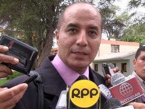 Geolocalización es distinto a lo que figura en Código Penal, dice Pérez